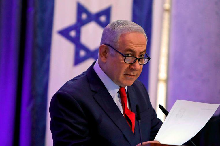 De Israëlische premier Netanyahu komt naar Brussel voor een informele ontmoeting met de Europese buitenlandministers.