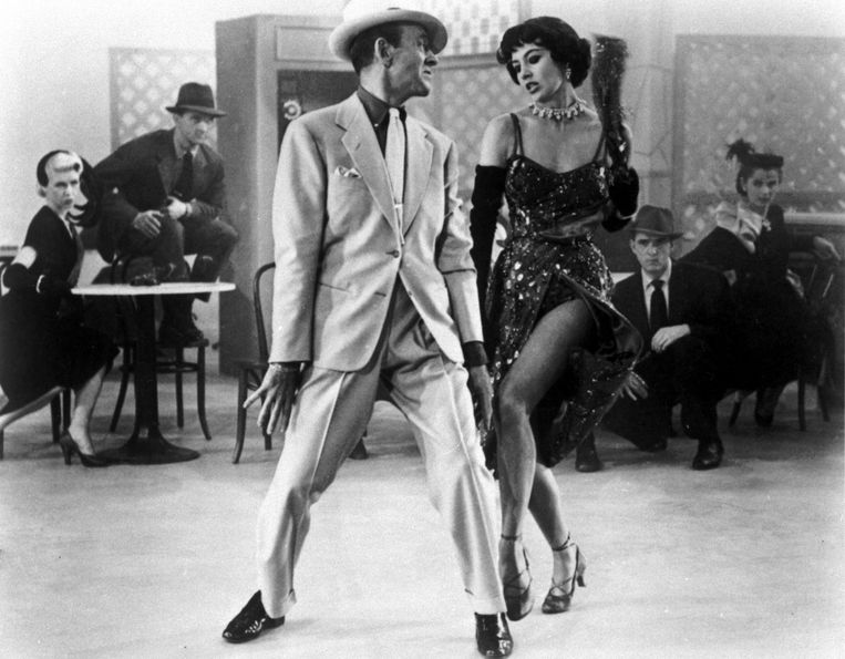 Fred Astaire en Cyd Charisse