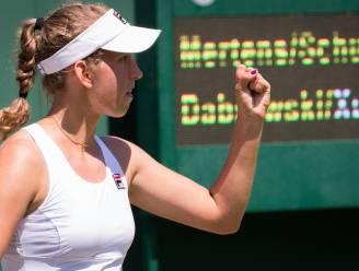 Mertens doet beter dan ooit en sluipt top 50 binnen op WTA-ranking