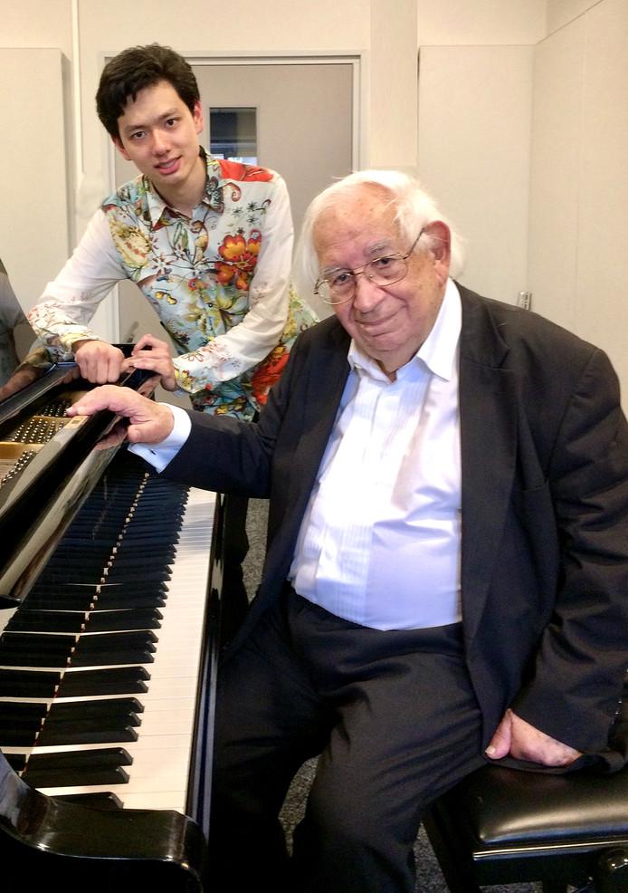 Daniel Wayenberg (88) en Martin Oei (21).