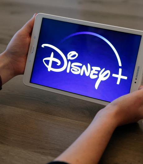 Disney+ in VS plat door vele downloads