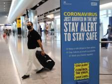 Le Royaume-Uni impose une quarantaine aux voyageurs en provenance de Belgique