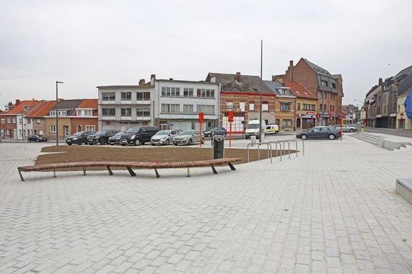 Het Koensborreplein in Asse gaat maandag dicht voor onderhoudswerken aan de riolering.