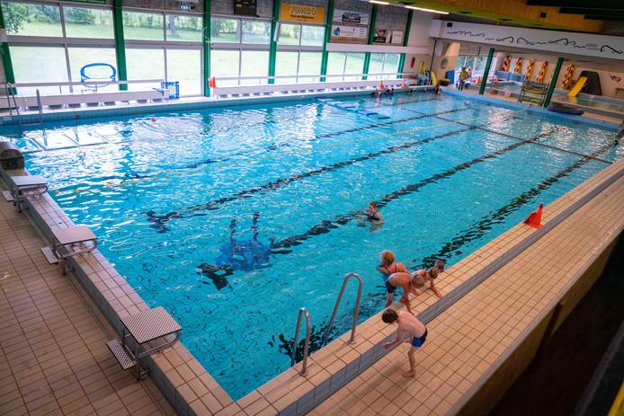 Zwembad Drie Essen in Zetten.