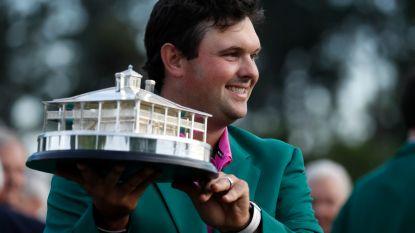 Befaamde groene jasje na winst in Masters is voor Patrick Reed, die elfde wordt op de golfranking