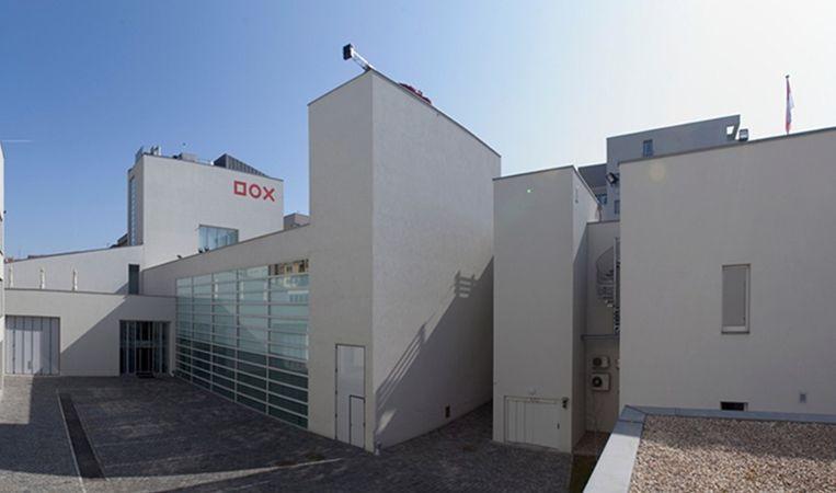 Het DOX Centrum voor hedendaagse kunst