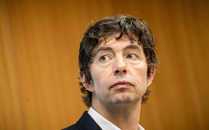 De Duitse viroloog Christian Drosten.
