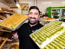 Ramadan is behalve mooi, voor bakkers ook erg druk