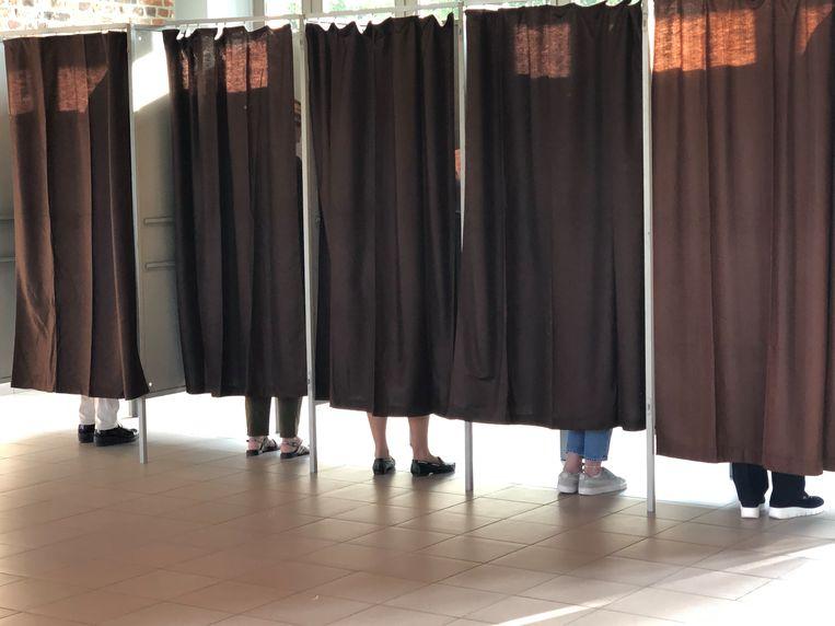 Het blijft wachten op een eerste verkiezingsuitslag voor Kortenaken.