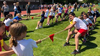 'De Cirkel' is sportiefste school van Grimbergen