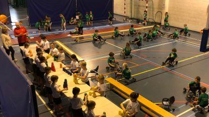 Beringse leerlingen beleven 'schoolsportdagen'