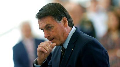 Braziliaanse president Bolsonaro heeft mogelijk huidkanker