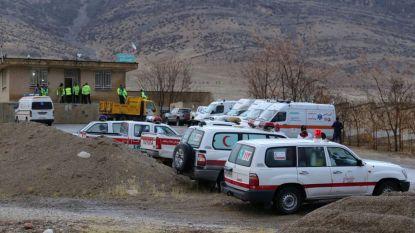 Gecrasht vliegtuig in Iran nog steeds niet gevonden, onduidelijk of er overlevenden zijn