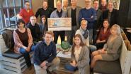 Tweede editie van 5 Bands in Concert voor het goede doel in Aarsele