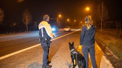 UPDATE - Politie houdt klopjacht op gevluchte inbrekers in Hundelgem. Daders nog altijd op de vlucht.