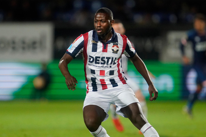 Door de terugkeer van Karim Coulibaly had Willem II woensdag voor het eerst alle beschikbare mankracht op het veld.