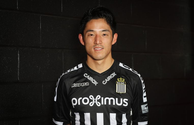 Morioka speelt de tweede seizoenshelft voor Charleroi.