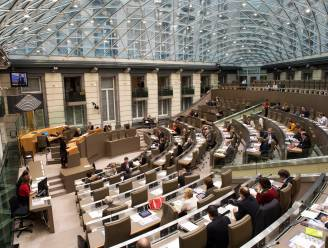 Waar gaat iedereen zitten? Ook nog geen akkoord over plaatsverdeling in Vlaams Parlement