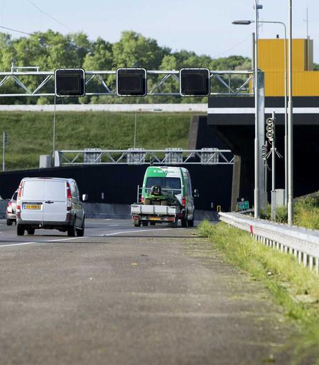 Heinenoordtunnel ook dit weekend dicht: in de richting van Brabant