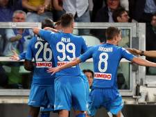 Mini-aardbeving gemeten in Napels na winnende goal tegen Juventus