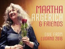 Martha Argerichs afscheid van Lugano