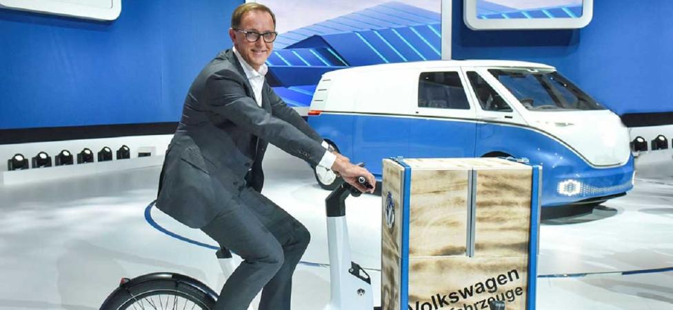 Automakers storten zich vol overgave op de elektrische fiets
