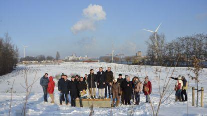 Nieuw park tussen kanaalzone en dorpjes Doornzele en Terdonk