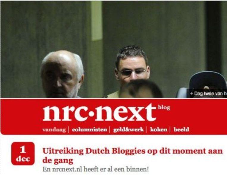 De weblog van nrc.next. ANP Beeld
