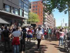 Café De Schuimspaan kleurt rood-wit voor WK-finale