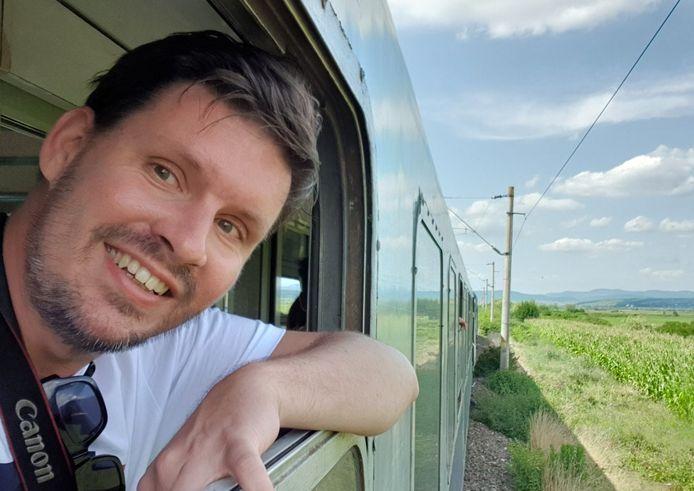 David Eerdmans verheugde zich al op een weekeindje in Wuppertal, maar zijn reis gaat niet door.