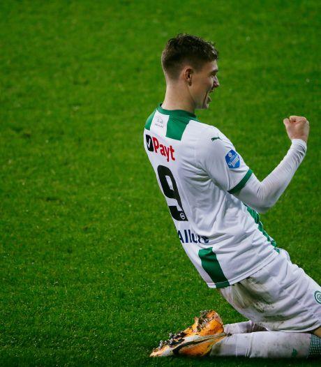 Ook FC Groningen makkelijk langs zwak VVV-Venlo