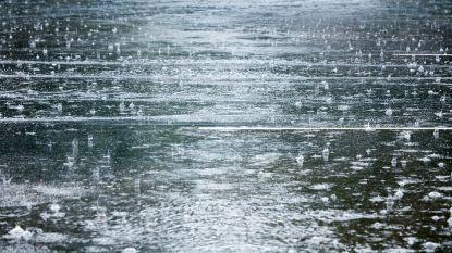 Komende dagen veel regen, tegen het weekend gaat het terug vriezen