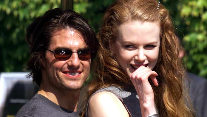 Tom Cruise et Nicole Kidman ont été mariés de 1990 à 2001