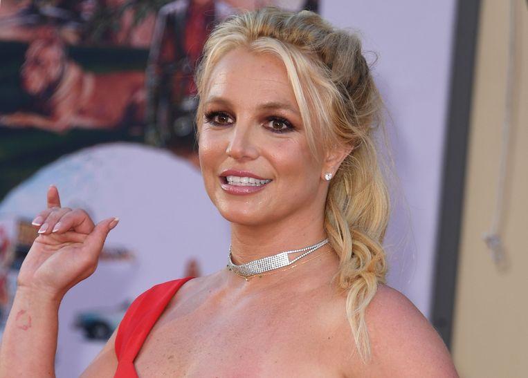Zo ziet Britney er niet meer uit