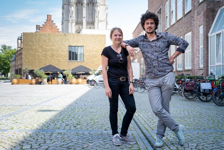 Lize Geeraerts en Jasper Benn zijn de nieuwe voorzitter en ondervoorzitter van Dijlefeesten in Mechelen. Die vinden plaats op het Cultuurplein