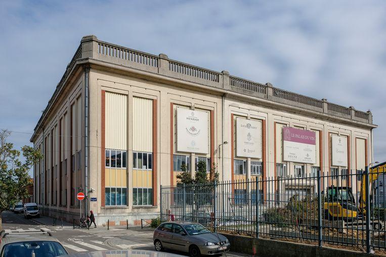 Huidige gebouw van Cinoco.