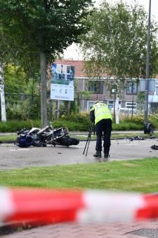 Motorrijder die zwaargewond raakte na vluchtpoging overleden