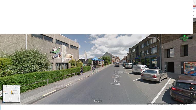 Een beeld van de Lauwbergstraat.