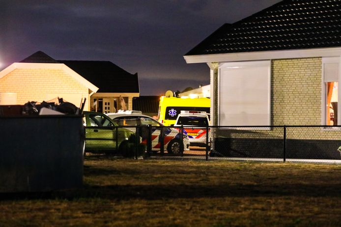 Bij het steekincident in Wenum-Wiesel raakte een man gewond.