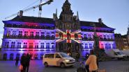 Stad betuigt medeleven met Londen
