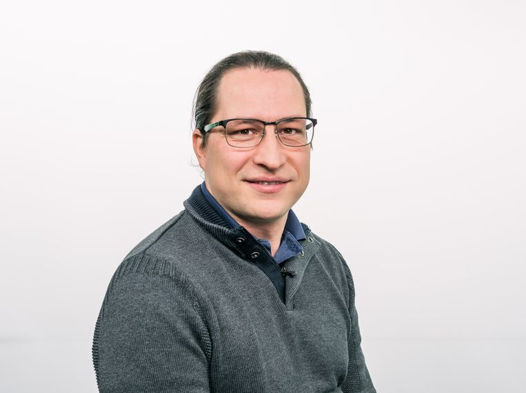 Jochen Mierau, gezondheidseconoom aan de RUG. Beeld RUG