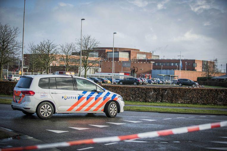 De gevangenis in Zutphen. Beeld ANP