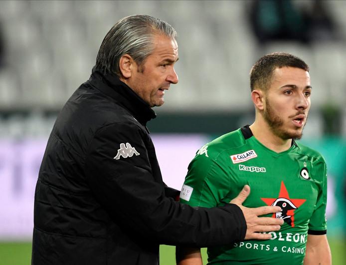 """Bernd Storck: """"Kylian moet eindelijk eens tonen dat hij het verschil kan maken.Het talent is er."""""""