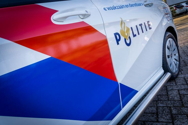 Politie. Beeld Hollandse Hoogte /  ANP