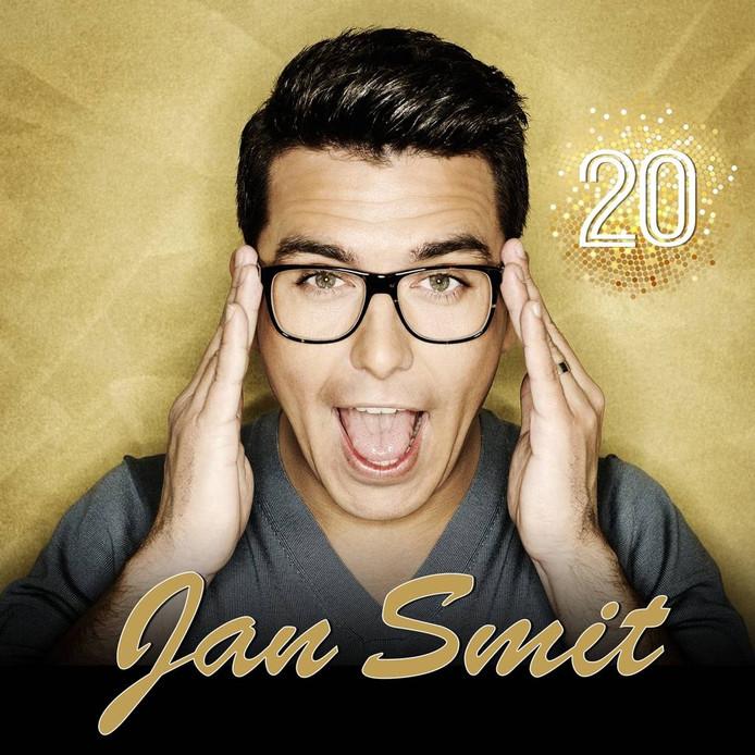 Jan Smit viert zijn jubileum met het nieuwe album '20'.