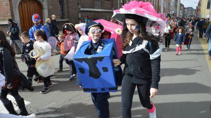 Kindercarnaval start dit jaar vroeger door Omloop op dezelfde dag