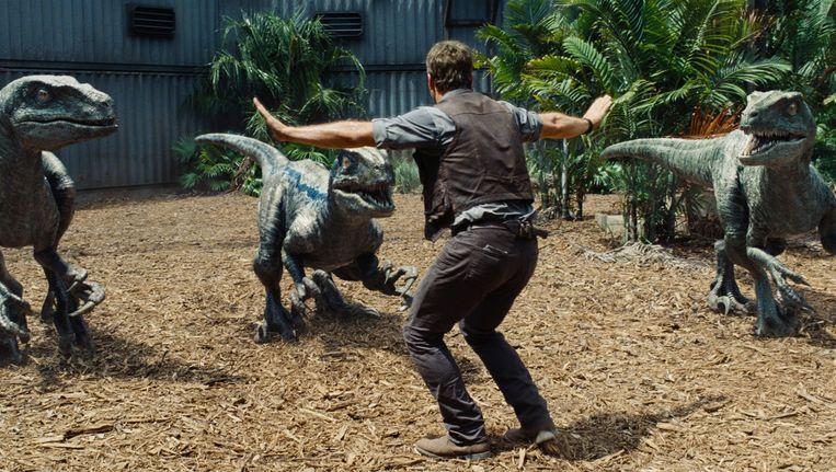 Still uit Jurassic World. Beeld .