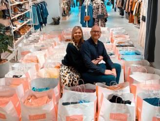 Kledingzaak Follie schenkt voor 50.000 euro aan kleding aan Sociale Huizen