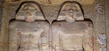 Egypte opent unieke 4400 jaar oude graftombe