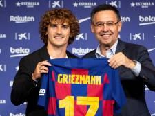 """Griezmann regrette la réaction de l'Atlético: """"C'est dommage"""""""